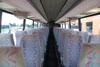 click here for a larger view of inside of bus
