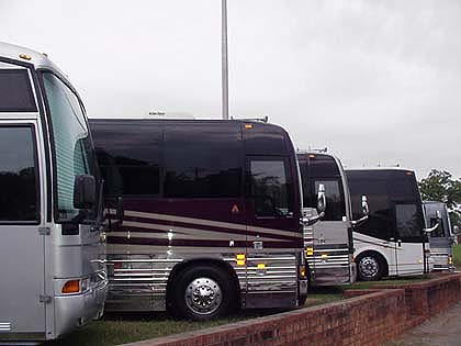Tour Bus For Sale >> Prevost Eagle Mci Setra Used Pre Owned Minibus Coaches